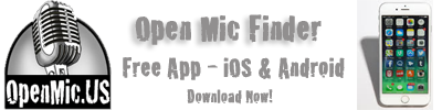 Open Mic Finder - I Play Out!